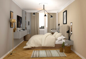Šarmantan sarajevski stan u Retro Chick stilu