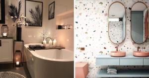 Nadahnjujući novi izgled vašeg kupatila