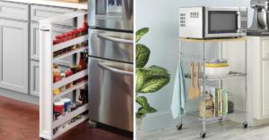 Kako organizovati stvari u kuhinji?