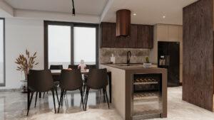 Dva nefunkcionalna stana pretvorena u luksuzan stan i prostor za najam