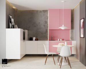 Arhitektica Mersiha Karić predstavlja dizajn izložbenog prostora kuhinje