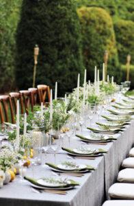 Brzi savjeti za dekorisanje stola cvijećem