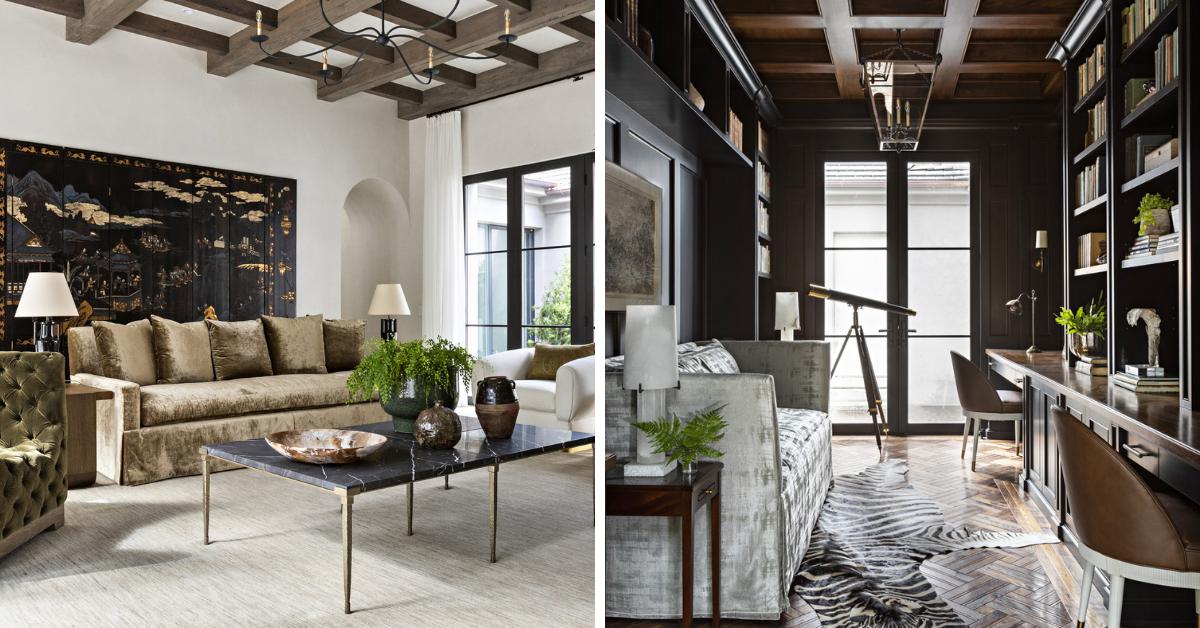 Novi dom elegantno spaja stil starog svijeta sa modernim detaljima