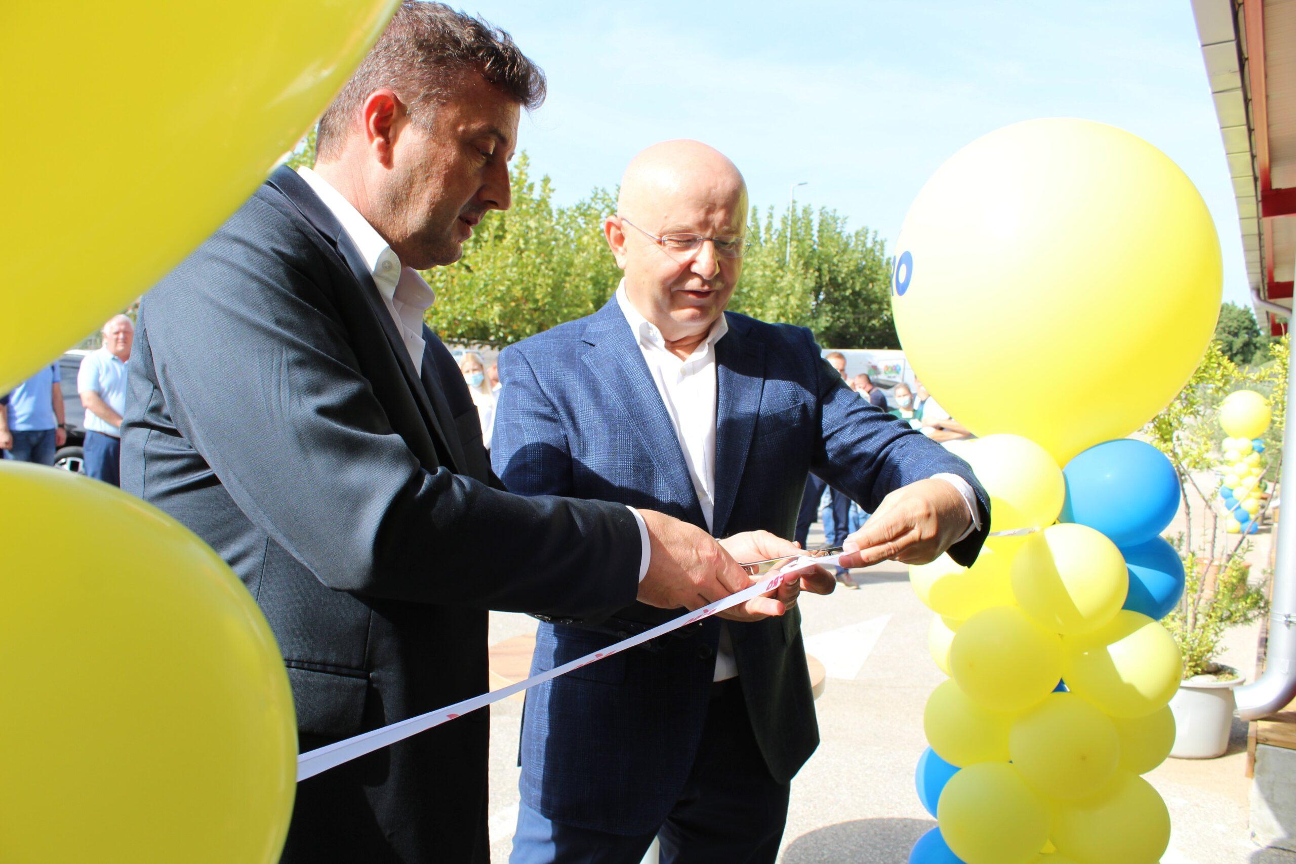 Trgovačko proizvodno i uslužno društvo PERO Zenica d.o.o. otvorio je prvu poslovnicu u Mostaru