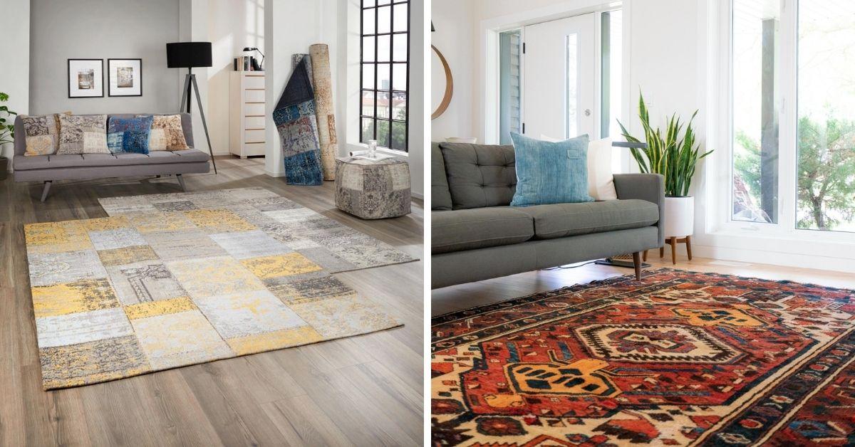 Kako odabrati pravi tepih ili stazu?